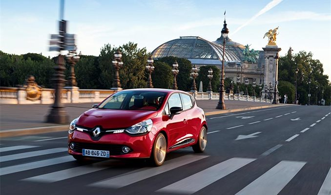 Novi Renault Clio - šarmer s pokrićem