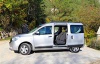 Dacia Dokker 1.5 dCi 75 KS Laureate