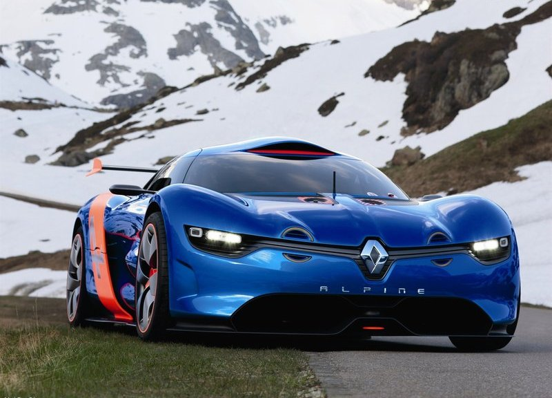 guma m novosti koncepti renault alpine a 110 50 concept. Black Bedroom Furniture Sets. Home Design Ideas