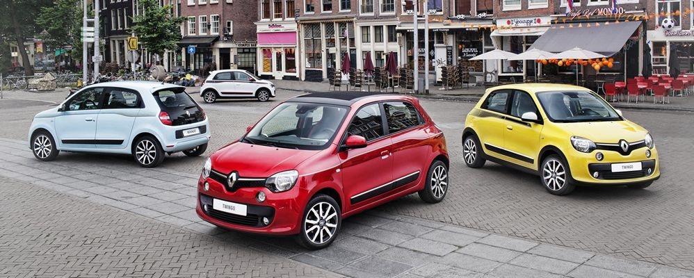Novi Renault Twingo