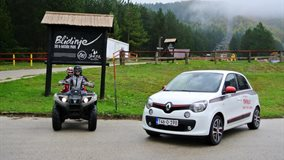 Test: Novi Renault Twingo