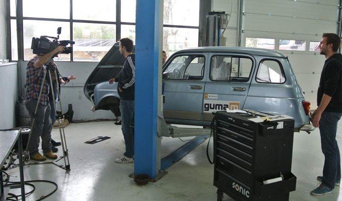 Renaultom 4 iz Sarajeva do Maroka