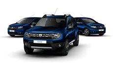 """Posebna """"plava edicija"""" Dacia modela"""