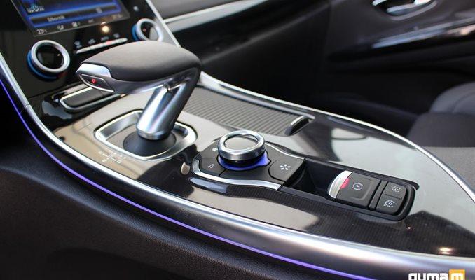 Ručica automatskog mjenjača i izbornik Multi-Sense® sistema