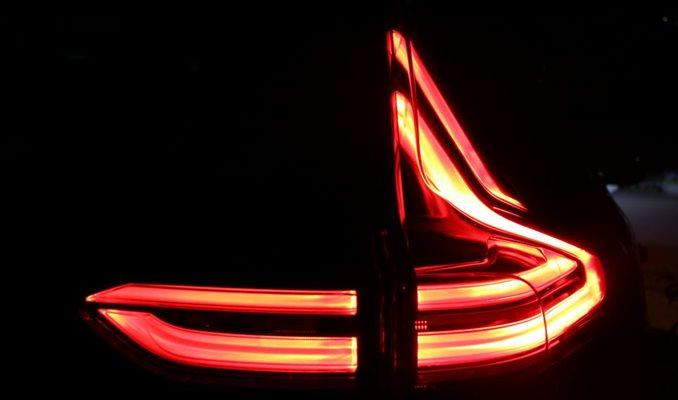 Stražnji svjetlosni sklop