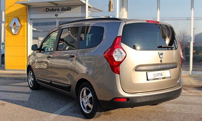 Dacia Lodgy 1.6 MPI 90 KS