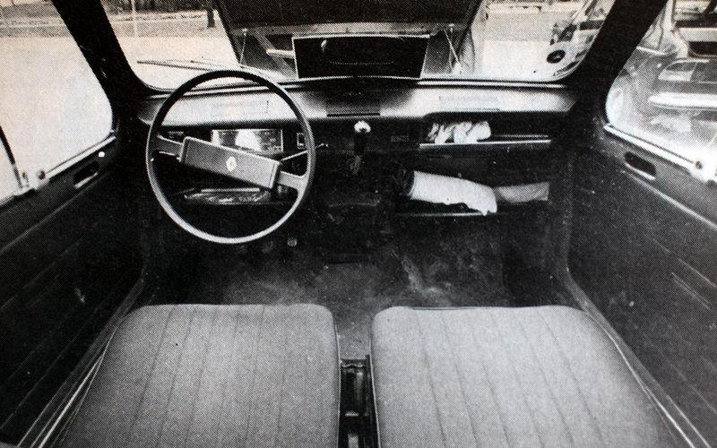 Renault 4 TL Special