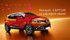 Darujemo korištenje Renault Captura