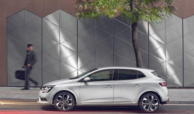 Novi Renault Megane