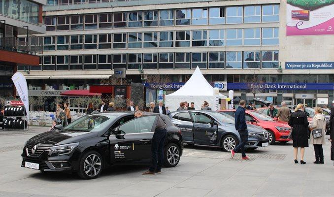 Promocija novog Renault Megane