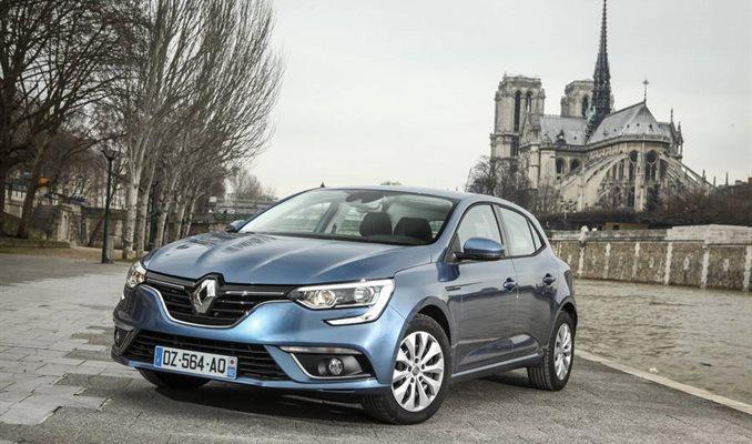 Renault Medgane