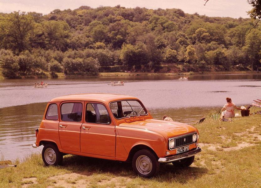 Renault 4 GUMA M 4