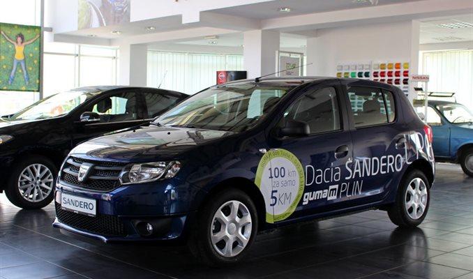 Dacia Sandero LPG