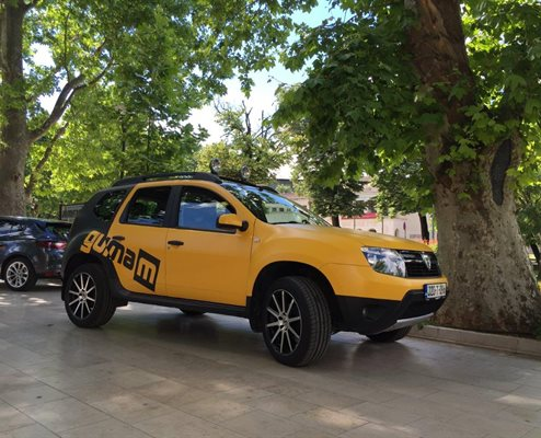 Dacia Duster GUMA M Edition