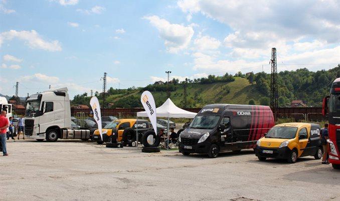 GUMA M na BH Truck Show 2016