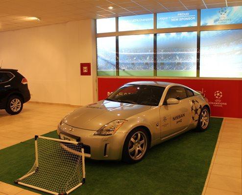 Sportski kutak GUMA M: Nissan 350Z - Champions league