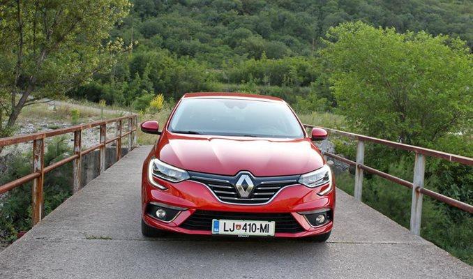 Test Renault MEGANE 1.5 dCi 110 Intense