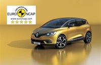 Maksimalnih pet Euro NCAP zvjezdica za sigurnost
