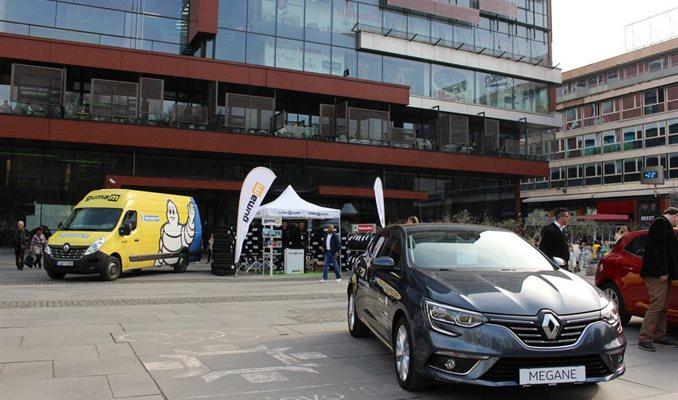 Renault tour Sarajevo