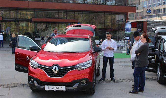 Renault tour u Sarajevu