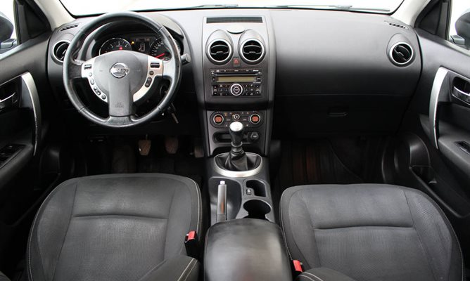 Nissan Qashqai 2.0 dCi 150 KS