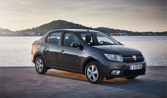 Dacia Logan ph 2 2017