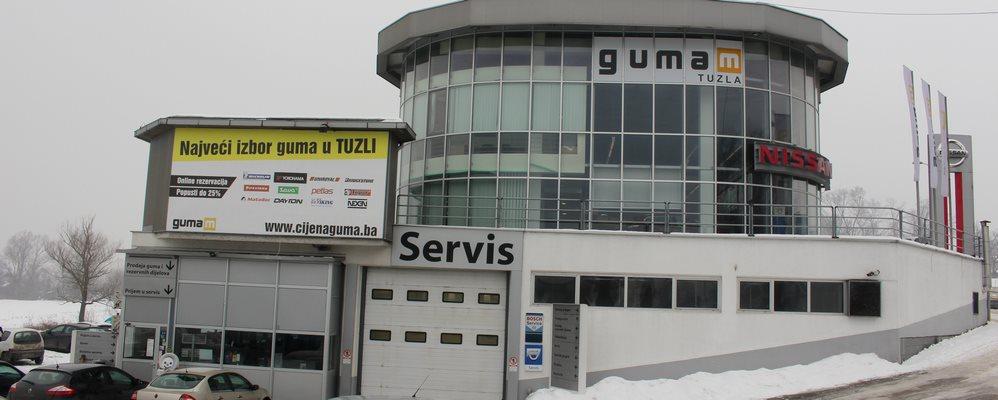 Servisni centar Tuzla