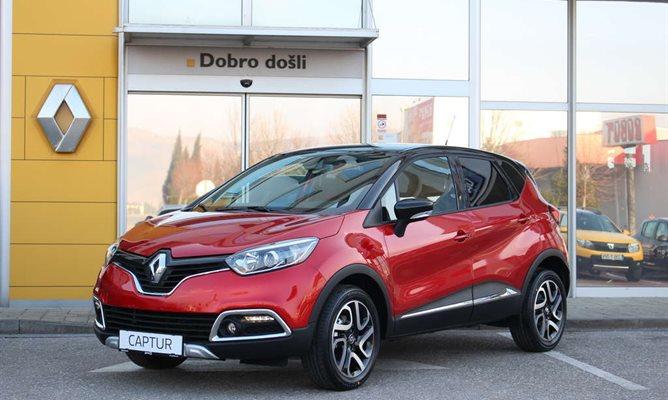 Renault Captur 1.5 dCi 90 KS EDC