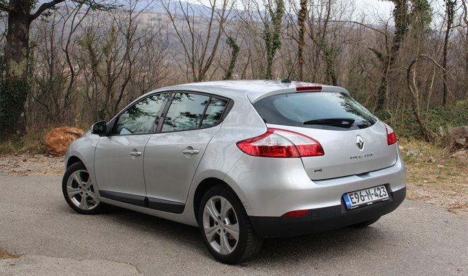 Test rabljenog: Renault Megane III