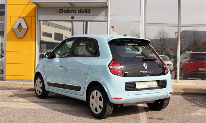 Renault Twingo 1.0 SCe 70 KS