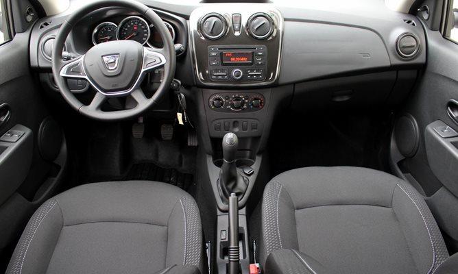 Dacia Sandero 1.2 16V 75 KS 939202