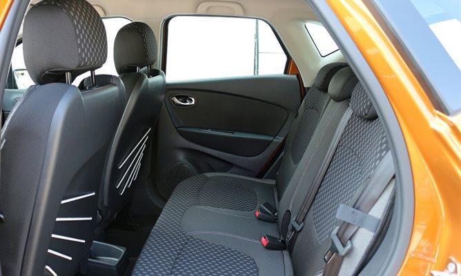 Renault Captur 1.5 dCi 90 KS