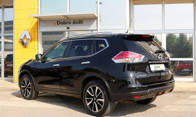 Nissan X-Trail 1.6 dCi 130 KS 4WD