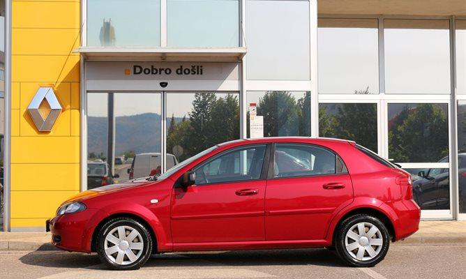 Chevrolet Lacetti 1.4 i 95 KS