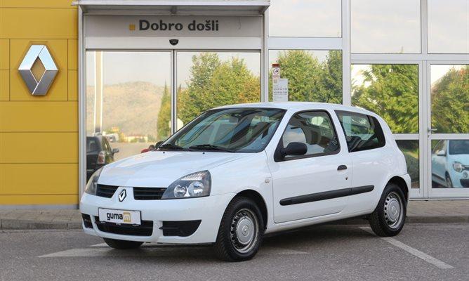 Renault Clio Storia 1.5 dCi 65 KS