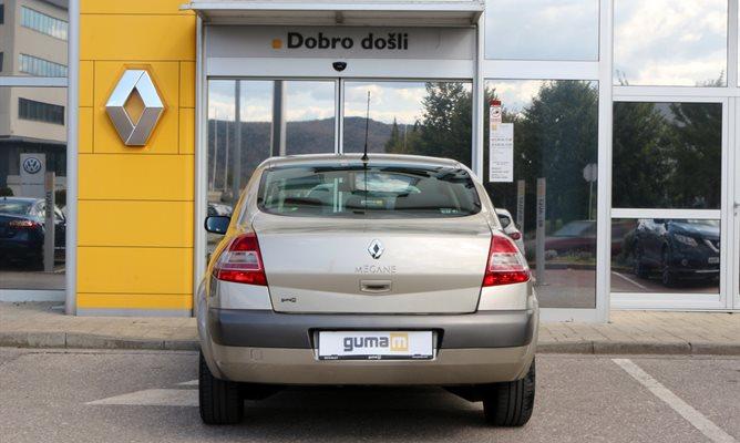 Renault Megane Sedan 1.5 dCi 105 KS