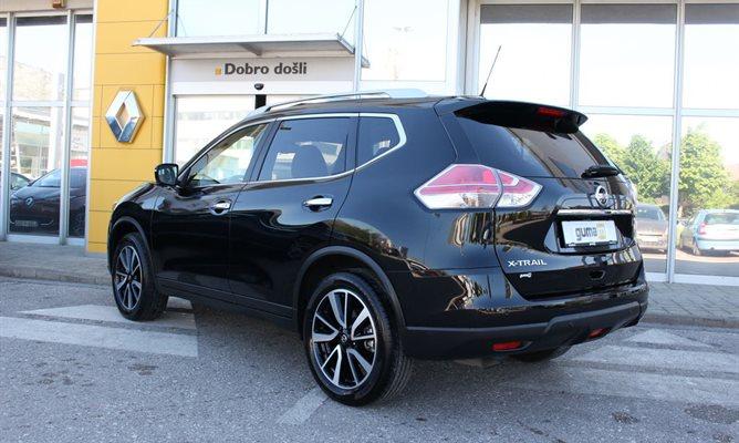Nissan X Trail 1.6 dCi 130 KS 4WD