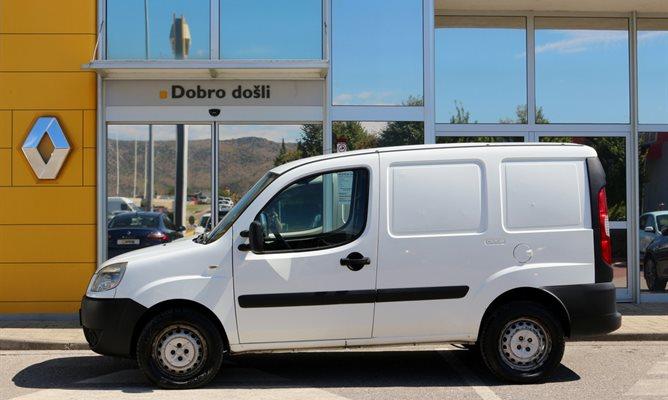 Fiat Doblo Furgon 1.3 MultiJet 75 KS