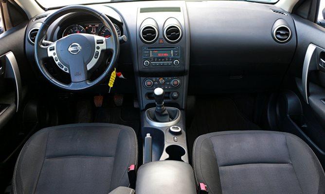 Nissan Qashqai+2 1.6 dCi 130 KS 4x4