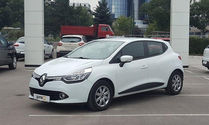 Renault Clio Societe 1.5 dCi 90 KS