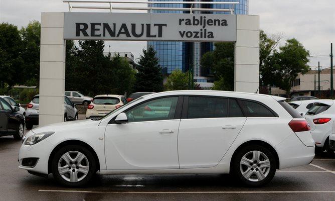 Opel Insignia Sports Tourer 2.0 CDTI 130 KS
