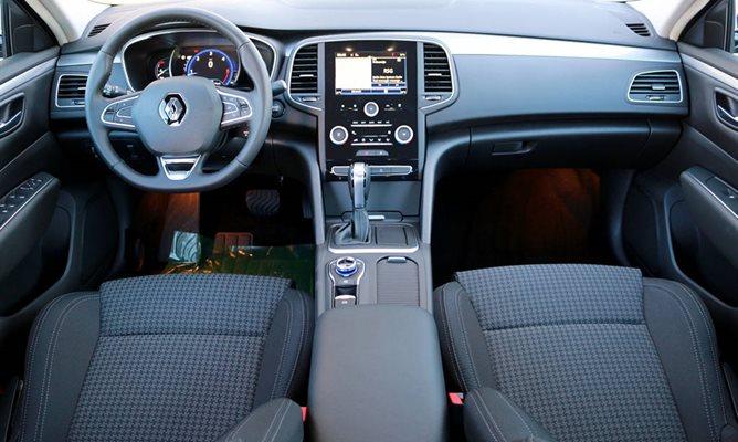 Renault Talisman 1.6 dCi 130 KS EDC