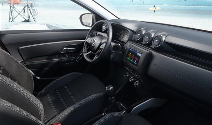 Novi Dacia Duster