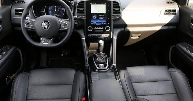 Test Renault KOLEOS