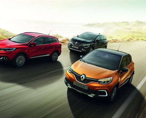 Renault Crossoveri