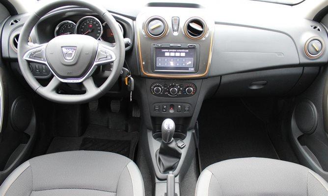 Dacia Sandero Stepway 70941565