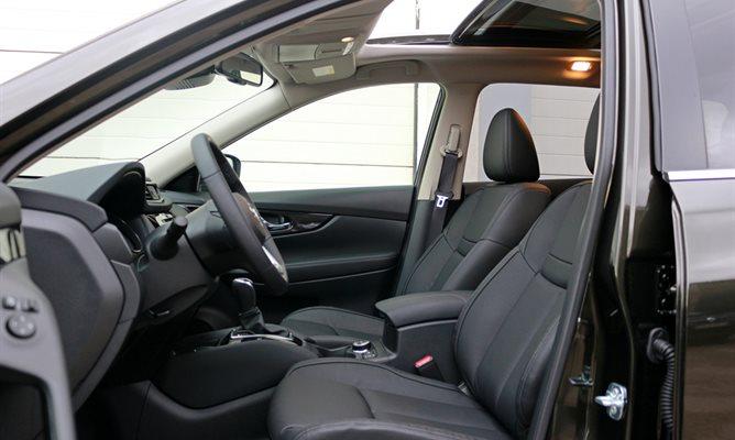 Nissan X-Trail 2.0 dCi 177 KS 4WD X-Tronic