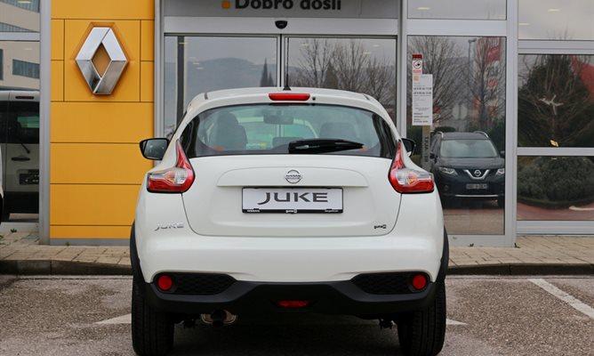 Nissan Juke 1.5 dCi 110 KS