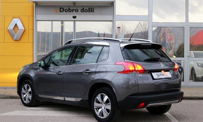 Peugeot 2008 1.6 HDi 92 KS