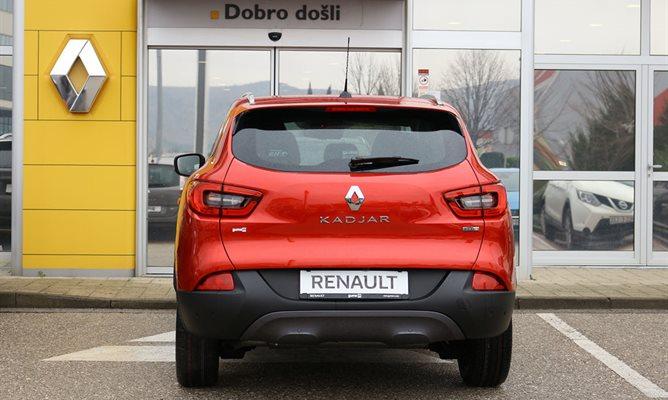 Renault Kadjar 1.6 dCi 130 KS 4WD